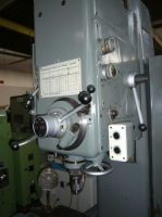 Vertical Boring Machine ABA VLP-600 1970-Photo 4