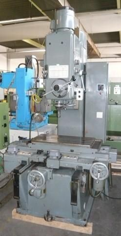 Vertical Boring Machine ABA VLP-600 1970