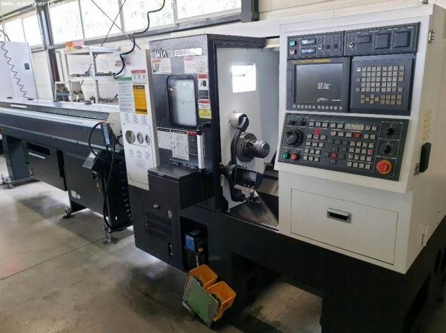 CNC strung automat HYUNDAI E200MA 2014