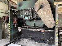 Cizalla guillotina hidráulica PIESOK NTH 3150/25C 1985-Foto 3