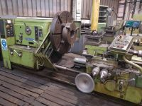 Facing Lathe Poręba TRC 100