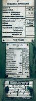 Prensa excêntrica ERFURT PEE (I) 250/400 1970-Foto 7