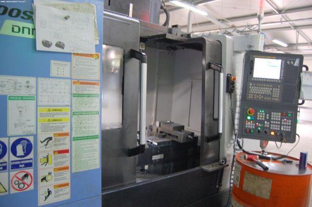 Centro de mecanizado vertical CNC DOOSAN DNM 4500 2016