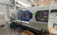Kunststof spuitgietmachine LIEN YU MACHINERY D.210 Z ROBOTEM 2014-Foto 2