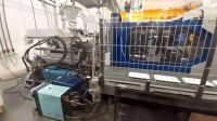 Kunststof spuitgietmachine LIEN YU MACHINERY D.210 Z ROBOTEM 2014-Foto 4