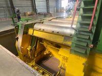 4-Walzen-Blecheinrollmaschine HAEUSLER VRM HY 3000 2000-Bild 4