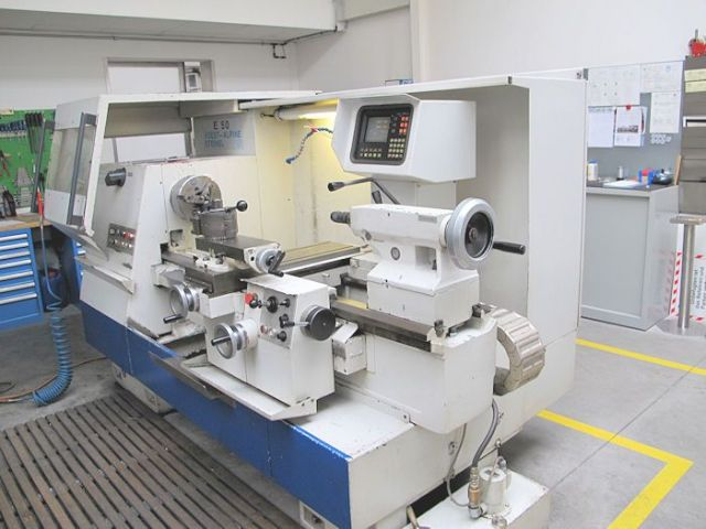 CNC-Drehmaschine VOEST E 50 - 1 - Special Price 1992