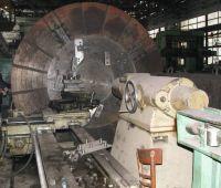 Großdrehmaschine WMW DP 4000/DP 5000
