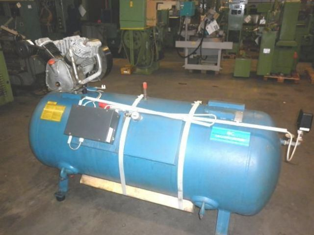 Piston Compressor MAHLE MGKH 751 1985