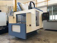Centro di lavoro verticale CNC FAMUP MCX 600 CP 1996-Foto 2
