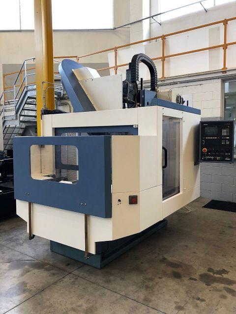Centro di lavoro verticale CNC FAMUP MCX 600 CP 1996
