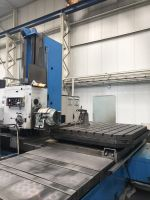 Horizontal Boring Machine TOS WHN 13 NC