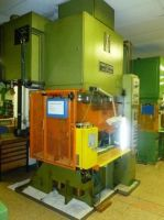 H Frame Hydraulic Press SCHOEN NH-PZ 300 1991-Photo 3