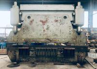 Prensa plegadora hidráulica ZAMECH PPH 160/4000