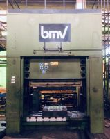 H Frame Press Presse Meccaniche Firenze BMV T1