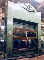 H Frame Hydraulic Press Friedrich Krupp AG PAS-280/6/550