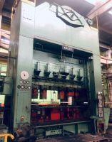 Prensa hidráulica tipo H Friedrich Krupp AG PAS-280/6/550