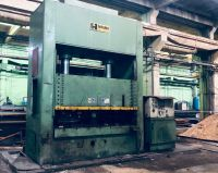 H Frame Hydraulic Press VEM Hydraulico 150 T