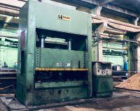 Prensa hidráulica tipo H VEM Hydraulico 150 T