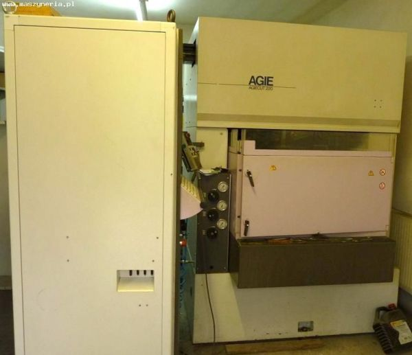 Wire Electrical Discharge Machine AGIE CHARMILLES AGIECUT 220 1996