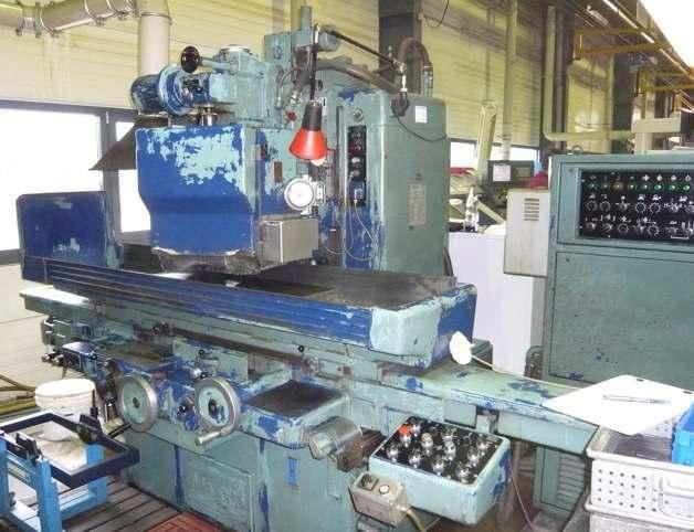 Surface Grinding Machine MAEGERLE FPA-10-S 4 1975