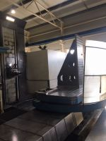 Horizontal Boring Machine Fermat WFT 13