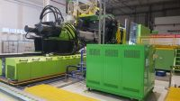 Plastics Injection Molding Machine ENGEL 2700 Ton Duo 16050/2700 PRO 2016-Photo 5