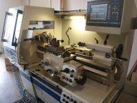 CNC Lathe WEILER E 30 / D 1