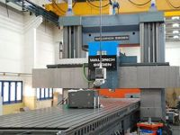 CNC μηχανή φρεζομηχανή WALDRICH SIEGEN PF-H-100
