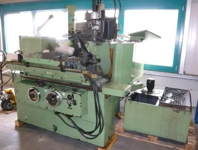 Cylindrical Grinder KARSTENS KC-AS 300 1975