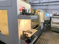 CNC Vertical Machining Center HAAS VF-3SS 2013-Photo 4