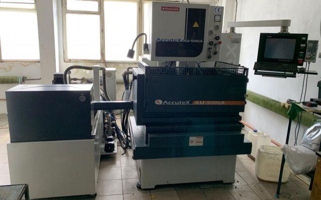 Máquina de electroerosión por hilo ACCUTEX AU-500IA 2009