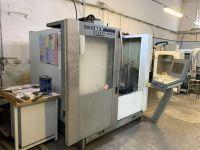 CNC数控立式加工中心 DMC DECKEL MAHO 63 V 2004-照片 3