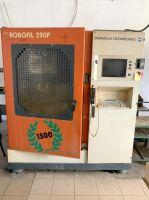 Σύρμα μηχανής ηλεκτρικής εκκένωσης CHARMILLES ROBOFIL 290P 2000-Φωτογραφία 3