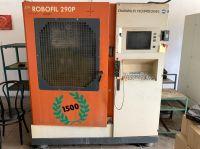 Elektrodrążarka drutowa CHARMILLES ROBOFIL 290P