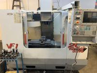 CNC Vertical Machining Center HAAS VF 1 2000-Photo 4
