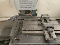 CNC Vertical Machining Center HAAS VF 1 2000-Photo 5