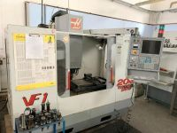 CNC Vertical Machining Center HAAS VF 1 2000-Photo 8