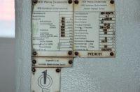 C keret hidraulikus prés WMW VEB ZEULENRODA ERFURT PYE 63 S1 1990-Fénykép 8