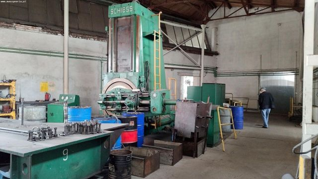 Vertandingen machine SCHIESS RF 30 1990
