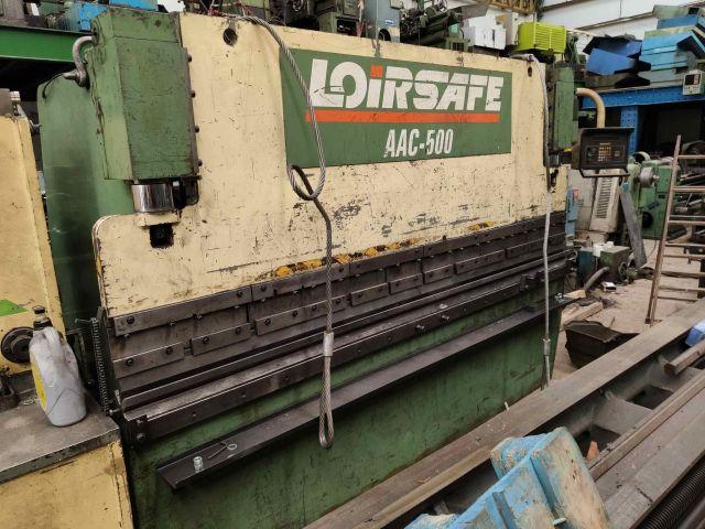 Гидравлический листогибочный пресс Loire Safe PH90/30 3000x90 2002