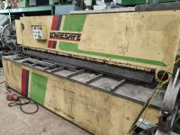 Hydraulic Guillotine Shear Loire Safe CHVt-103 1990-Photo 3