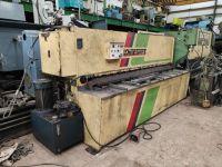 Hydraulic Guillotine Shear Loire Safe CHVt-103