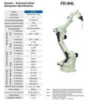 Robot de soldadura OTC DAIHEN FD-B4L 2015-Foto 11