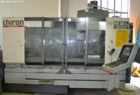 CNC Milling Machine CHIRON GERMANY FZ 22L high speed