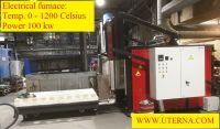 CNC στραντζόπρεσσας 874oto 1300 Celsius