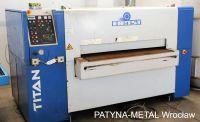 Máquina de superfície de moagem ERNST TITAN 1400