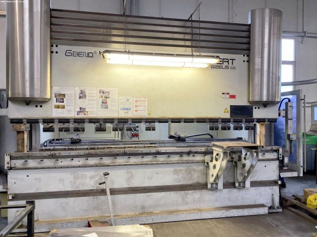 CNC Hydraulic Press Brake BOSCHERT GIZELIS G-BEND 4240 2015