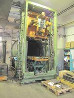 Hardening Furnace CAMLAW CAMLAW  750° - 900x900x1300