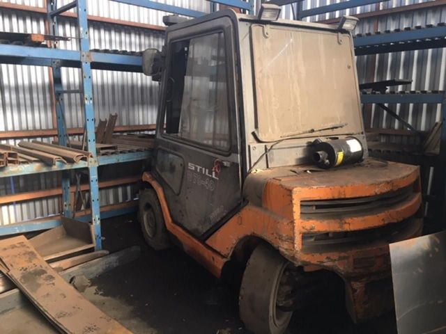 Front Forklift STILL R 70-40 2001